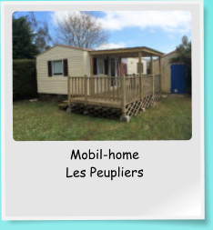 Mobil-home Les Peupliers